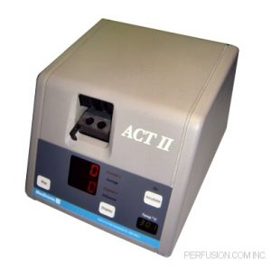 Medtronic ACT II Coagulation Timer