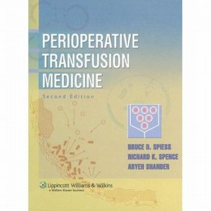Perioperative Transfusion Medicine (2nd Edition)
