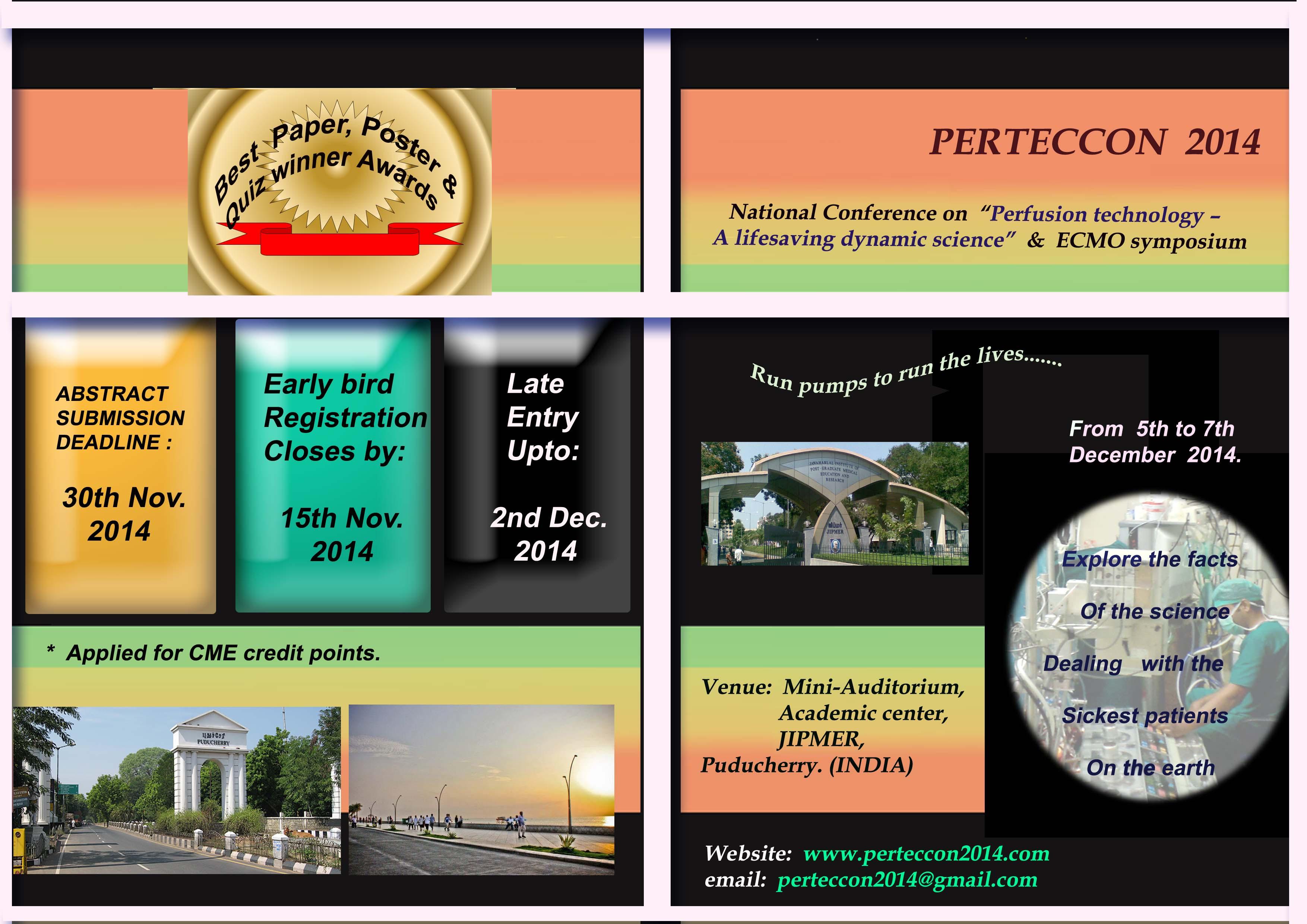 1. Perteccon Brochure page 1 & last (reduced form )|2. Perteccon Brochure - Page 2 & 3 (fused layers)|3. Perteccon Brochure - Academic schedule copy|7|8|5. Committee Perteccon 2014|4. Registration form Perteccon 2014