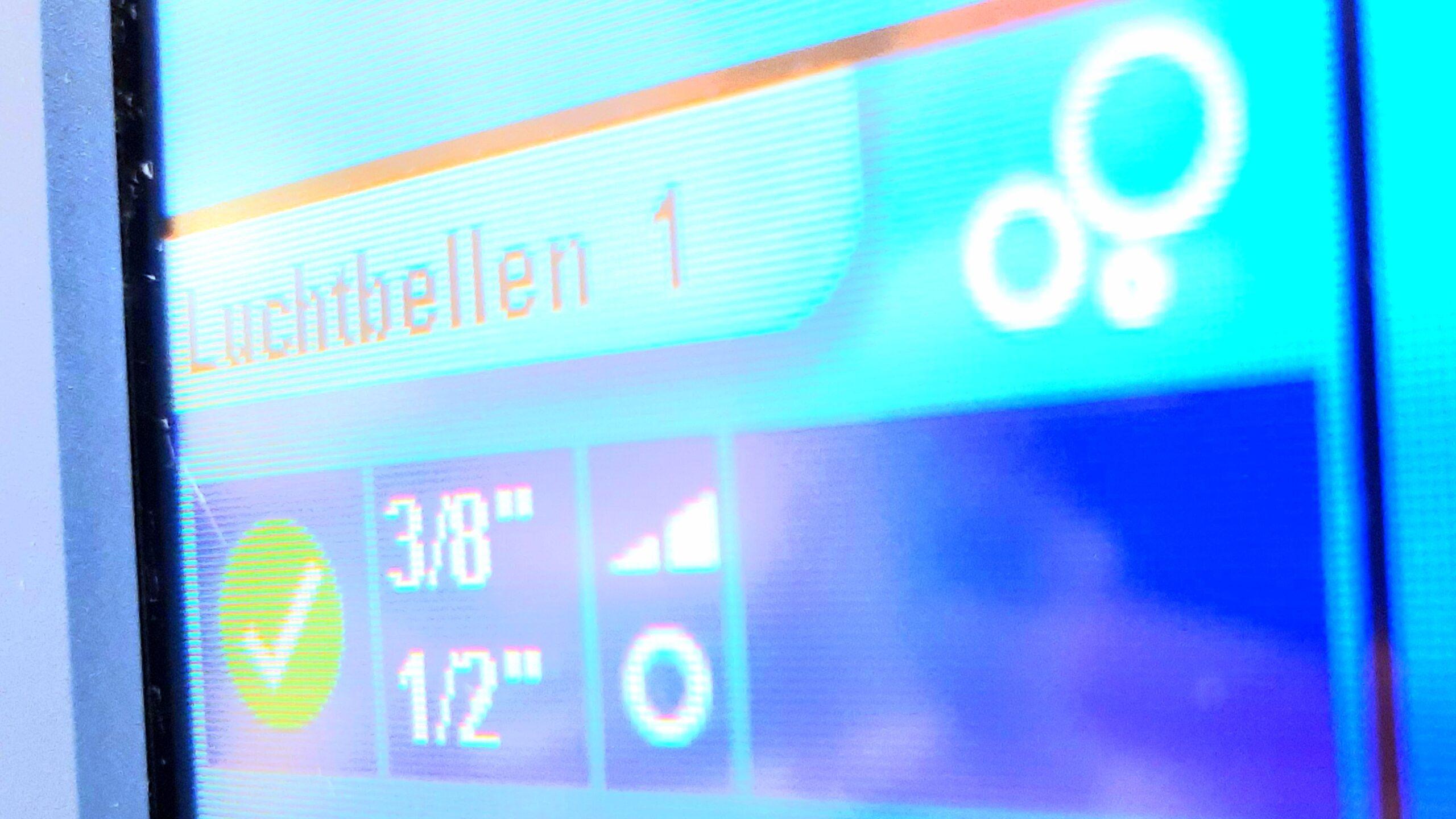 bubble sensor